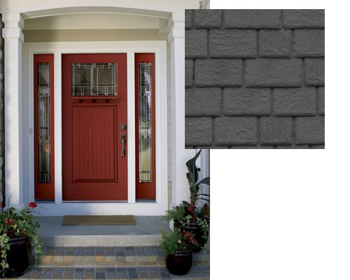 finding the right color for your front door color from the top