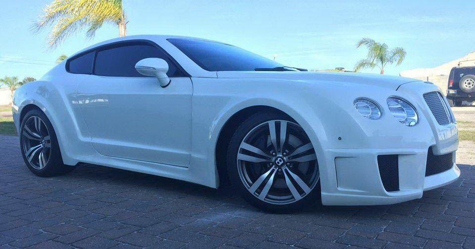 Sellers Says This 50k MustangBased Bentley Clone Looks