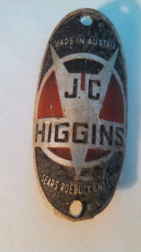 Dating jc higgins cykler
