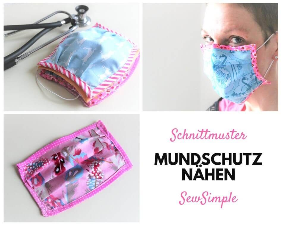 Photo of Sewing mouthguard: free instructions with sewing pattern