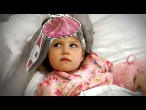 """A sick child may not need antibiotics. Check out CDC video, """"Parents Want to Do What's Best."""""""