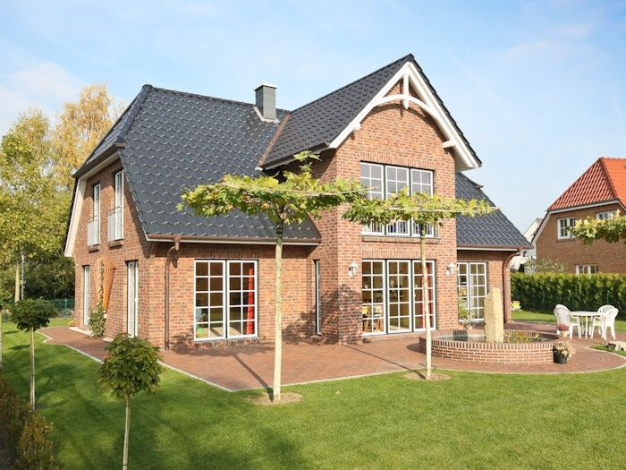 Massivhaus026Friesenhaus2963 … Friesenhaus