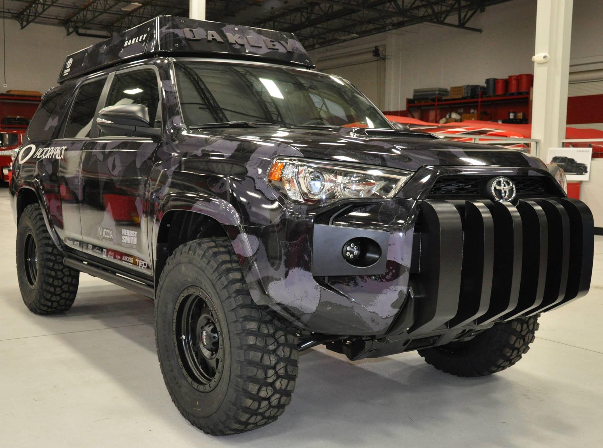 Toyota Dream Build « Icon Vehicle Dynamics Toyota