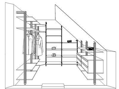 Begehbarer Kleiderschrank | Online planen & bestellen