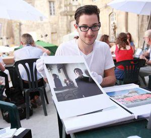 Agenda des lectures de portfolios avec Compétence Photo
