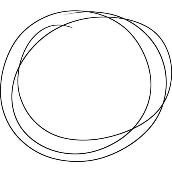 Dinskip Wiyh Scribble3 Png Circle Doodles Doodle Png Polyvore