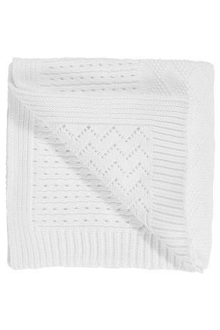 Koop Gebreide deken vandaag online bij Next: Nederland
