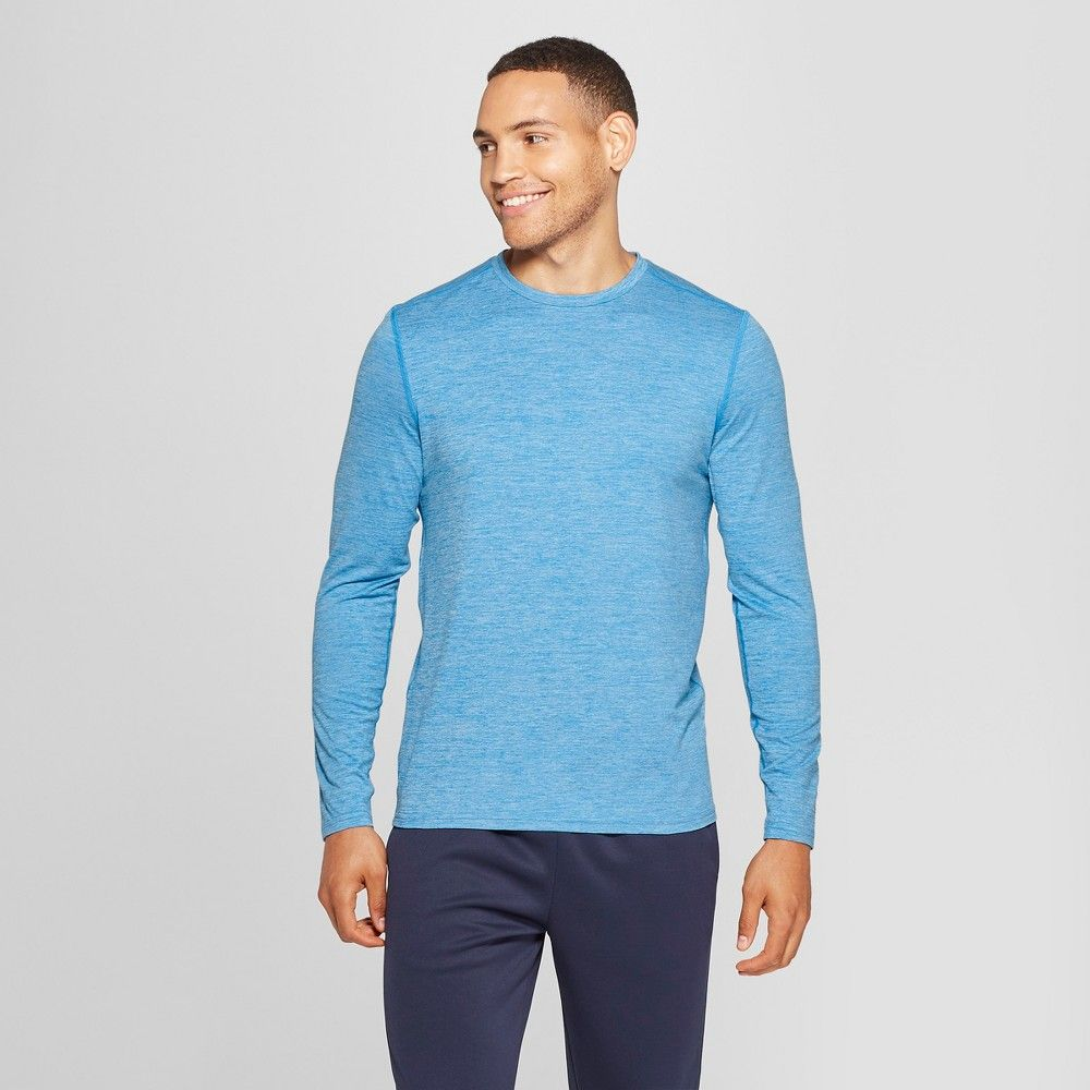 7448d8fadbb4 The Men s Performance Long Sleeve Tech T-shirt from C9 Champion is your new  go-to for both your toughest workout and your rest days.