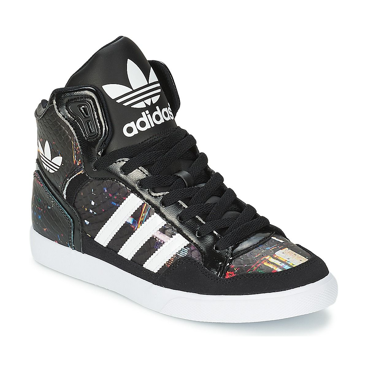 Baskets montantes Adidas Originals Extaball W