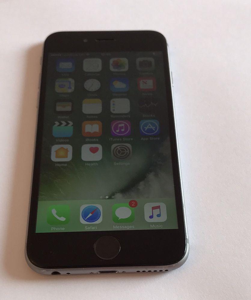 Apple iphone 6s 64gb space grey vodafone smartphone