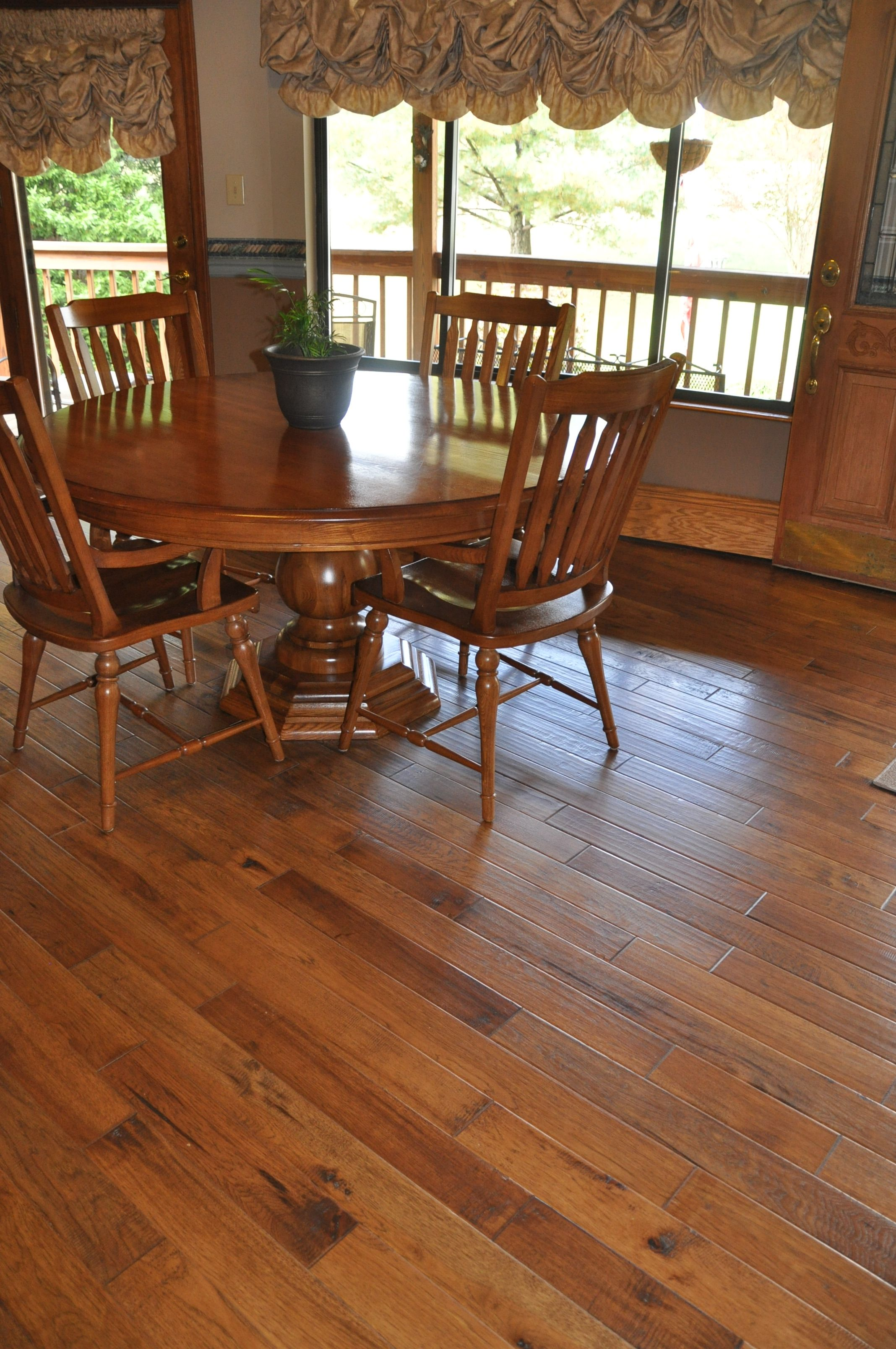 4 Knob Creek Hickory Saddle Hardwood Flooring Your Home Our Business Pinterest