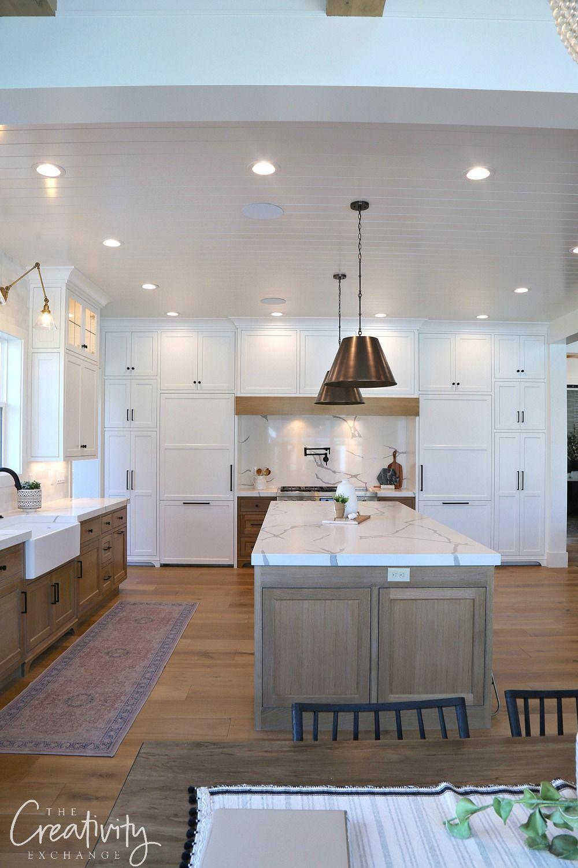 22 Tulsa Remodel Reveal Modern White Farmhouse Ideas Modern Farmhouse Kitchens Interior Design Kitchen Farmhouse Kitchen Cabinets