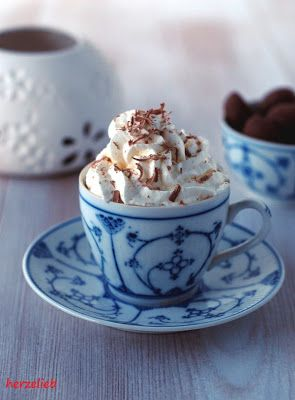 Pharisäer Rezept - Kaffee Getränk mit Seele aus Nordfriesland #healthymarshmallows