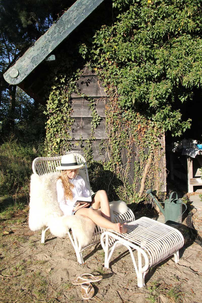 Retro design op het terras vincent sheppard - Outdoor tuinieren ...