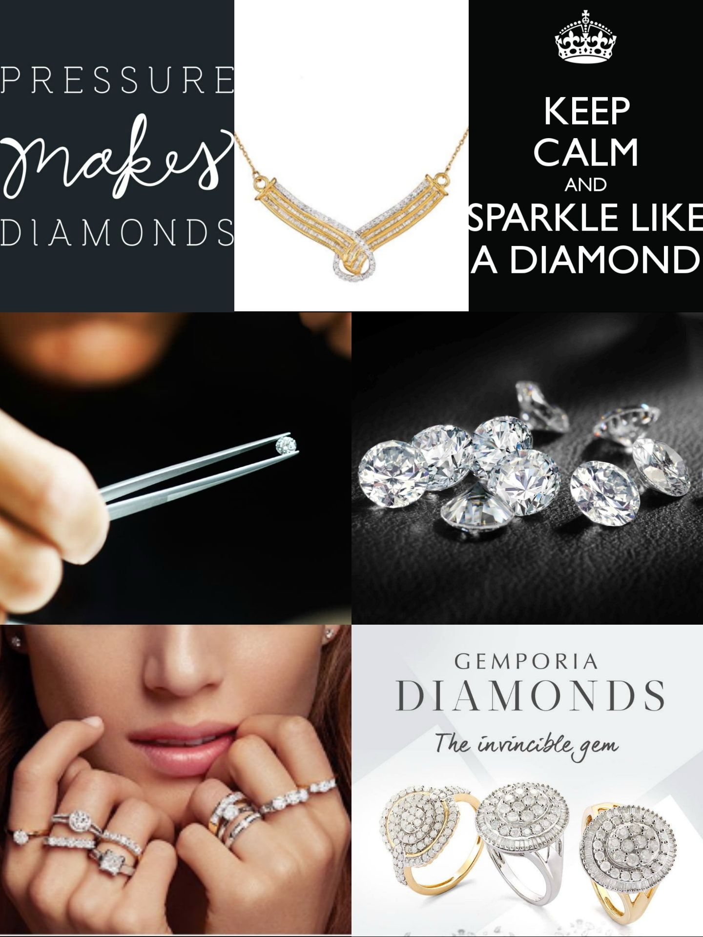 Diamond pieces are ideal for capturing the moment. Discover our exquisite collection of diamond jewellery here.