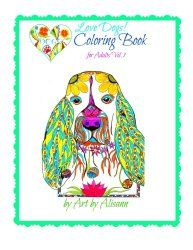 Coloring Books For Dog Lovers