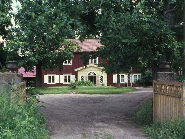 Mommolan kartano. Kuva: MV/RHO 4294 Elias Härö 1968