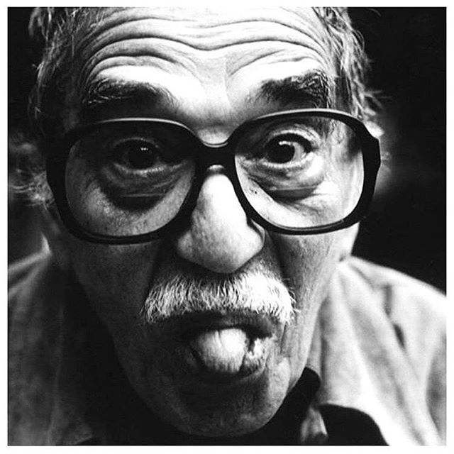 """Gabriel Garcia Marquez // """"It is not true that people stop pursuing their dreams because they grow old...they grow old because they stop pursuing dreams."""""""