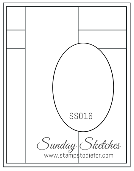 Sunday Sketches Ss016 Cookie Cutter Christmas By Stampin Up Card Sketches Templates Card Patterns Card Layout
