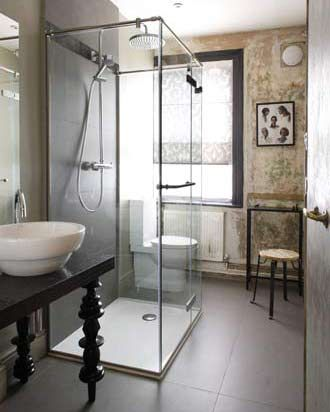 interesting bathrooms ideas home design garden amp architecture some interior for bathroom must have the glass ceiling - Bathroom Ideas London