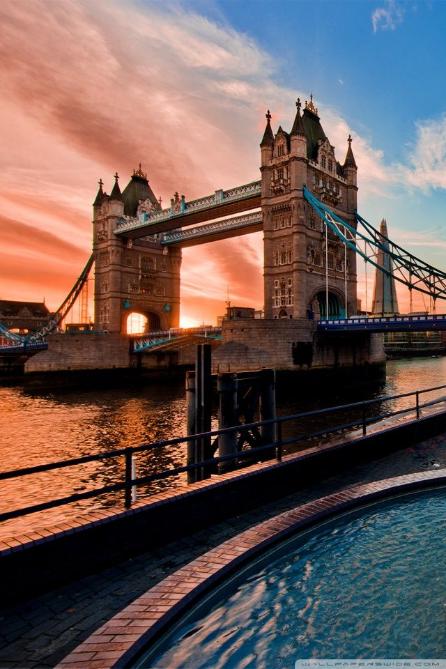 Londons Tower Bridge Hd Desktop Wallpaper Widescreen High Tower Bridge London London Wallpaper Bridge Wallpaper