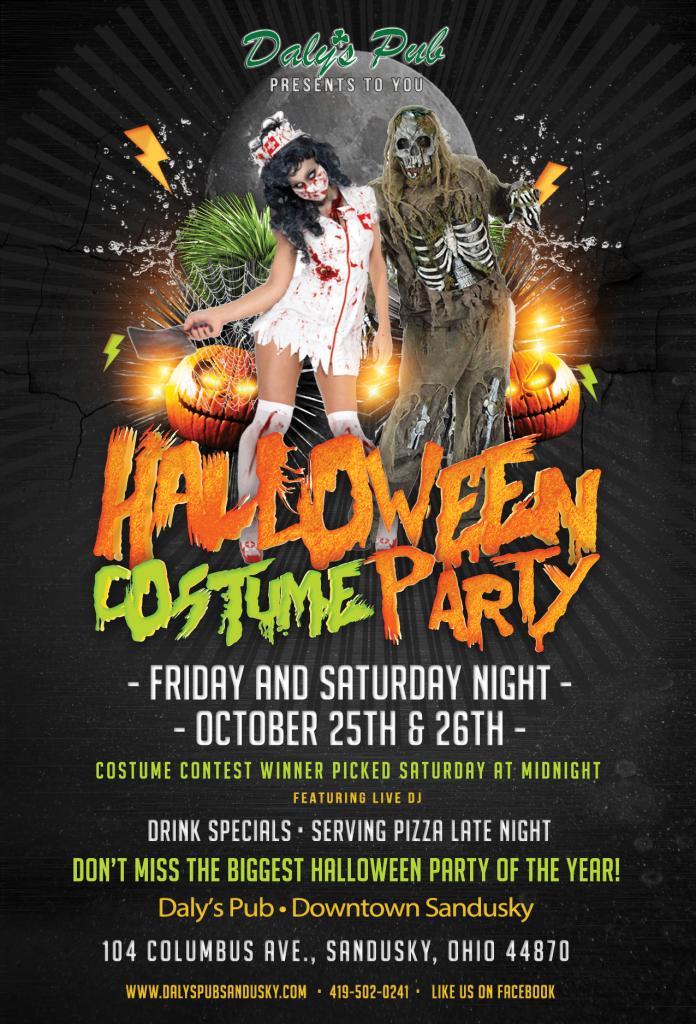 HalloweenCostumePartyFlyerxpng Pixels - Halloween costume party flyer