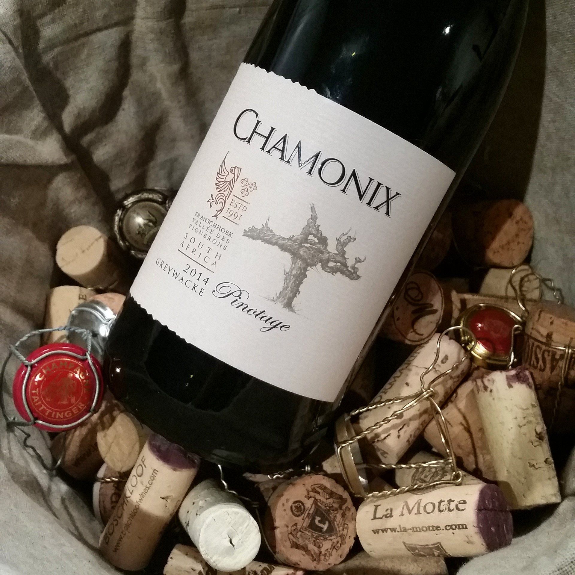 Chamonix Wine Wine Bottle Wine Packaging Wine