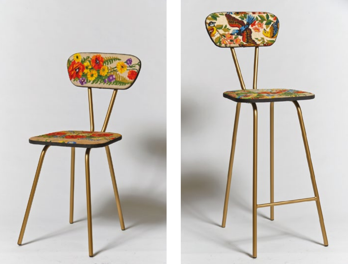 Boboboom Chair and Stool