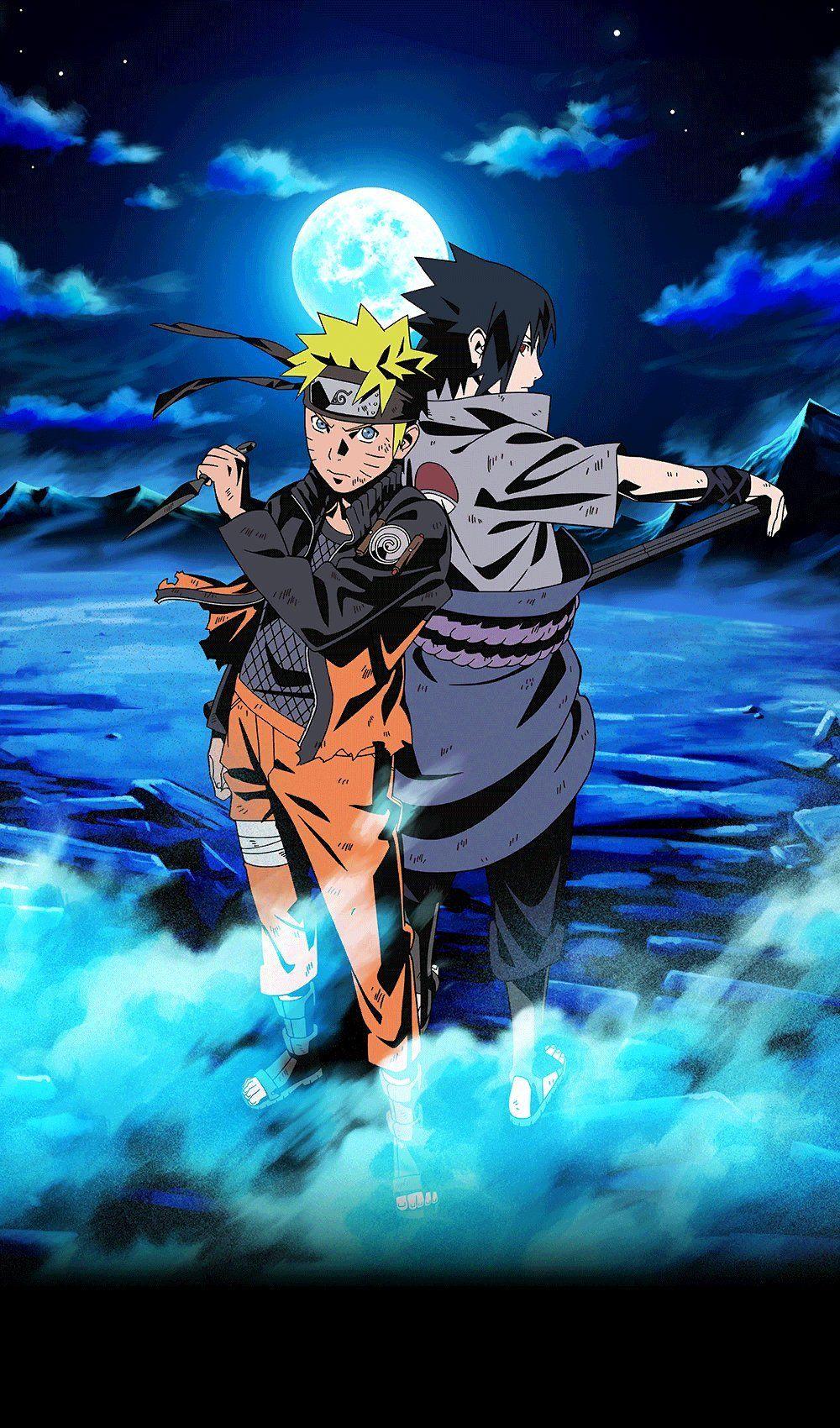 Pin By Nor Syafiqah On Naruto Naruto Dan Sasuke Naruto Shippuden Sasuke Naruto And Sasuke Wallpaper