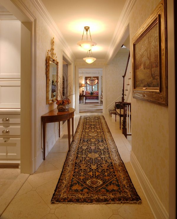 Long Foyer Decorating Ideas : Extraordinary decorating the hallway mesmerizing