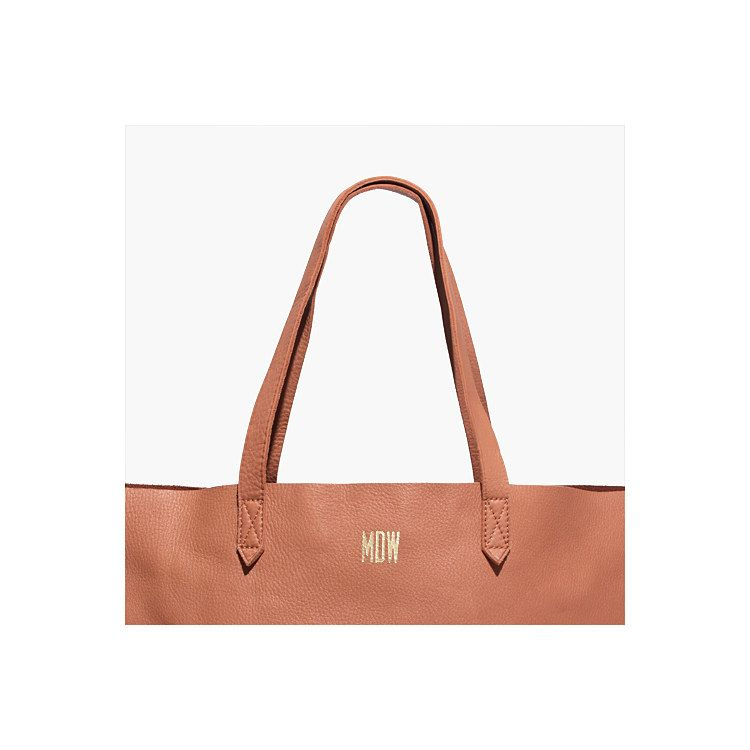 The Transport Tote : totes   Madewell