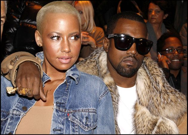 Ambermichae Amber Rose Kanye West Kanye West Twitter
