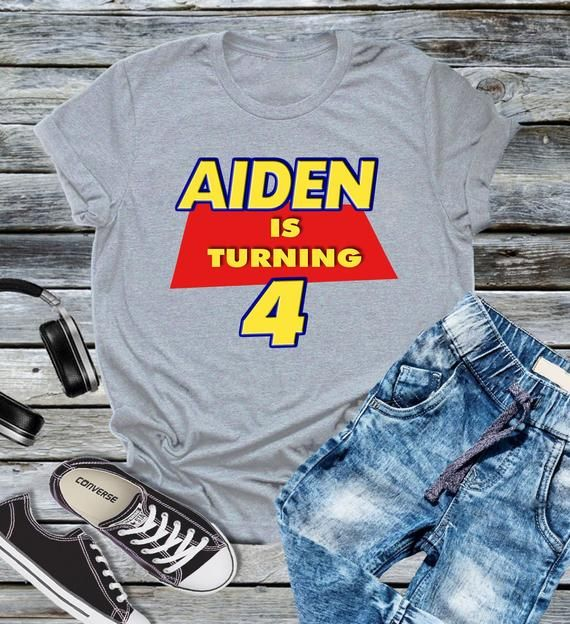 afa67e0e Check out my newest item on #Etsy! Toy Story Birthday Shirt Personalized  Tee Disney