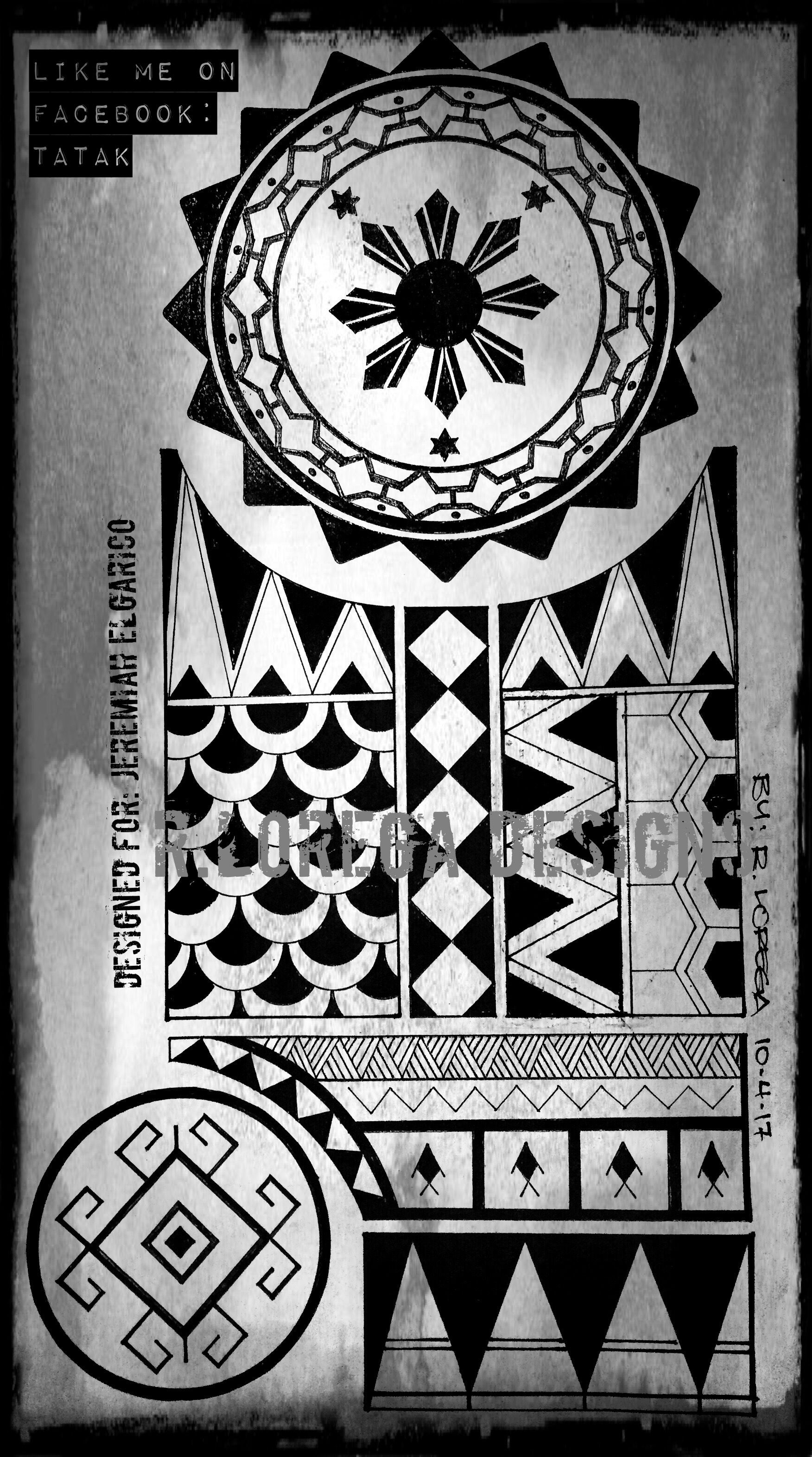Awesome Black Tribal Elbow Tattoo Elbow Tattoo Designs Elbow Tattoos Tattoos Tribal Tattoos