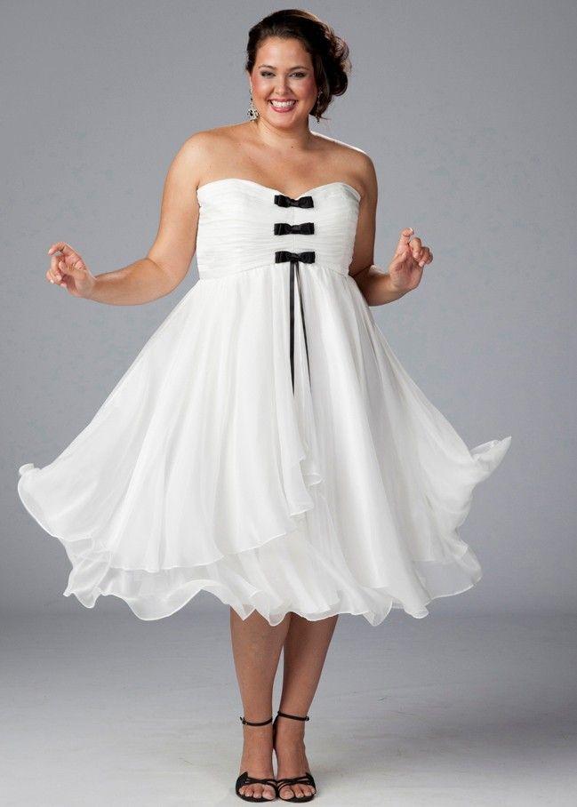 Old Lady Tea Length Dress