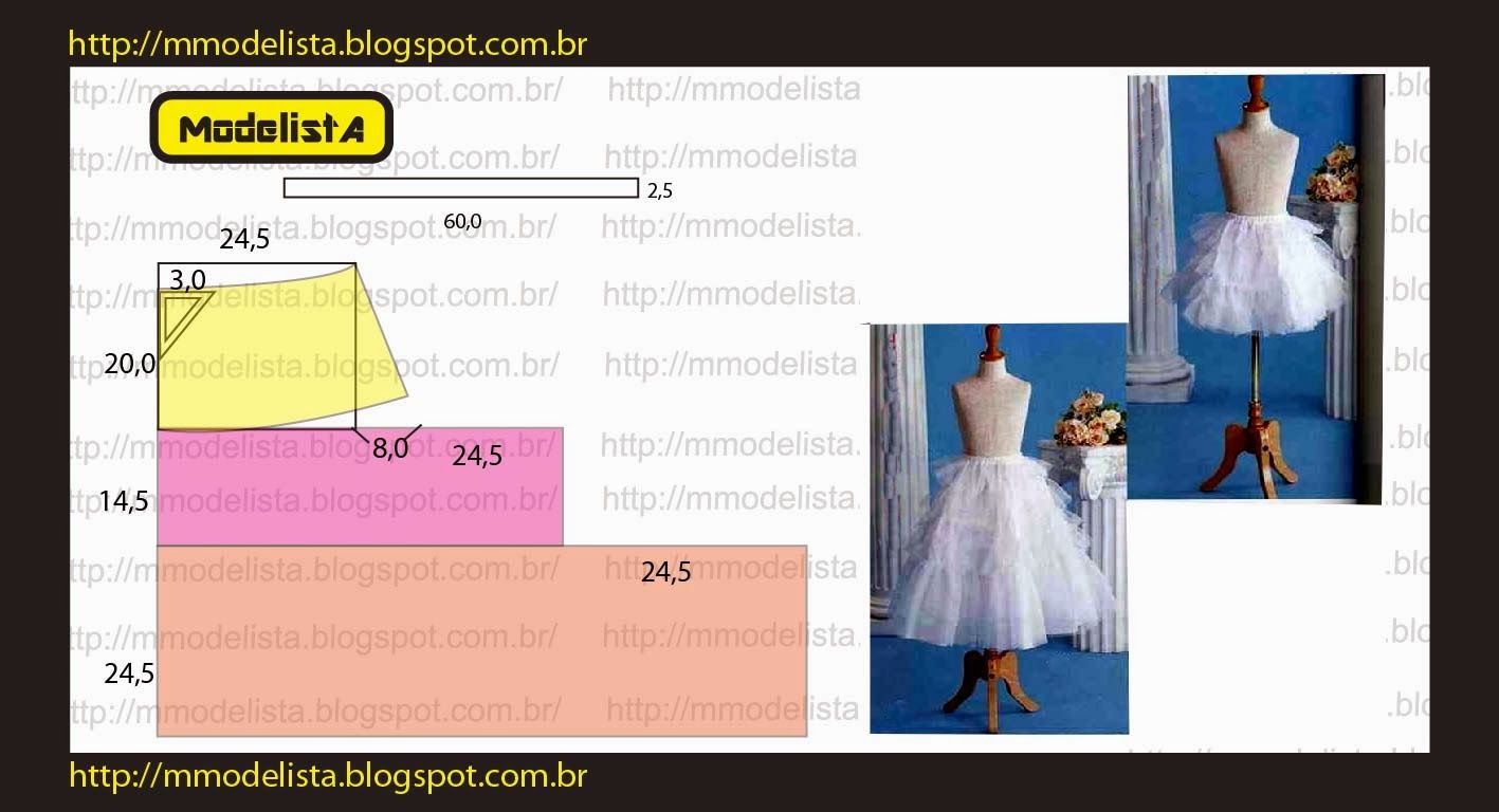 Pin de Andrea López en patterns skirts | Pinterest | Costura ...