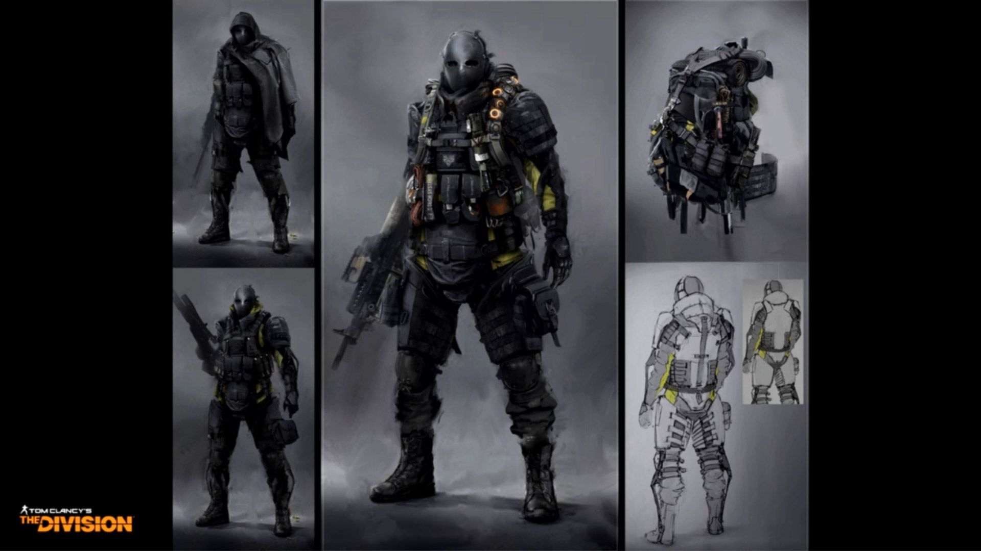 Factions The Division Zone In 2019 Tom Clancy The