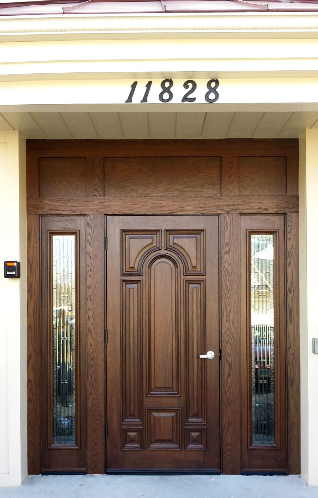 Commercial Use Mahogany Door Main Door Design Entrance Door Design Door Design