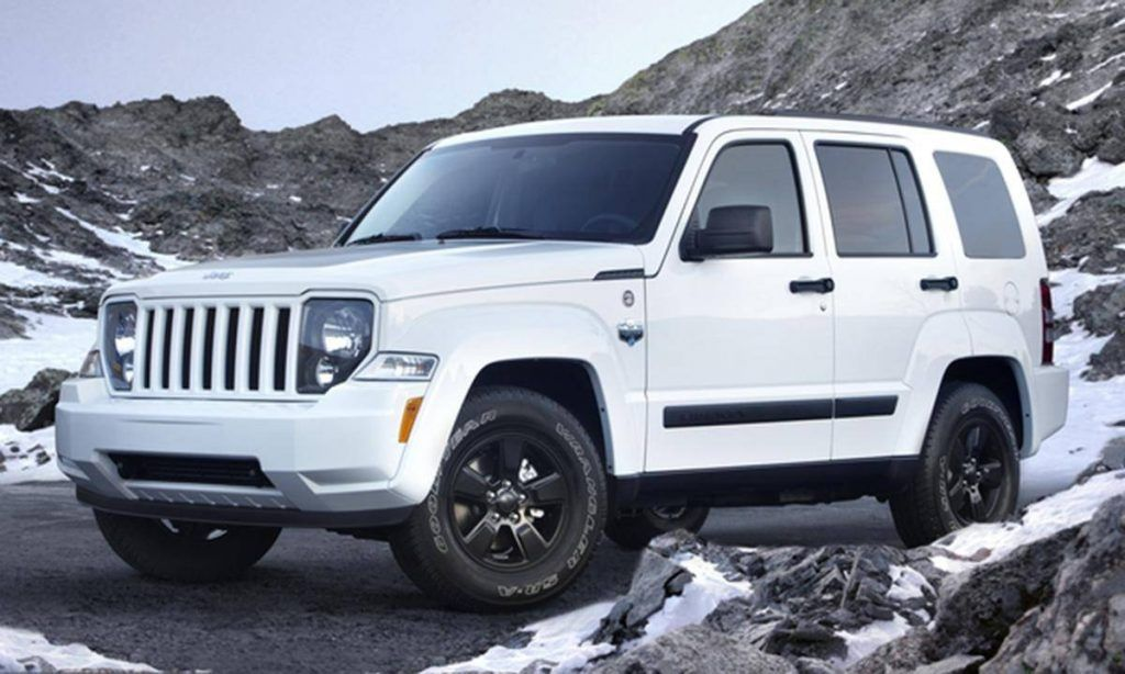 2018 Jeep Liberty Concept, Redesign and Review