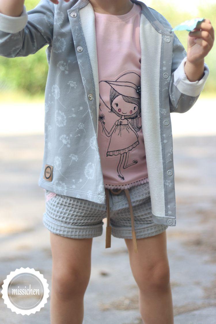 Pusteblumen für die mini-Schwester ♥