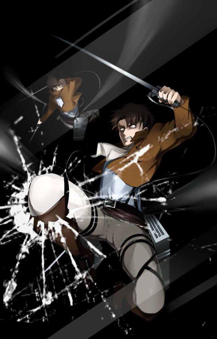 Attack On Titan Iphone Wallpaper Anime Lock Screen Attack On Titan Anime