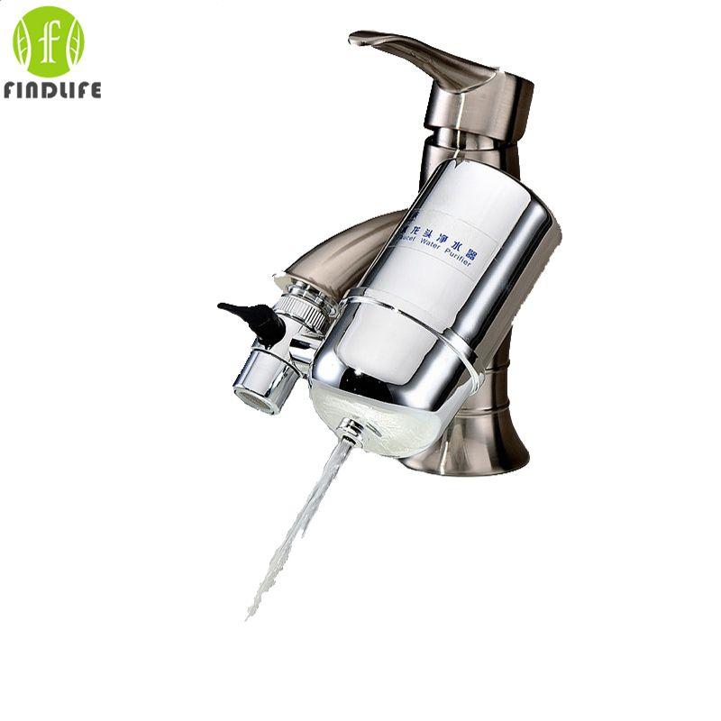 Wasserfilter für Haushalt Küche Gesundheit Hallo-Tech Aktivkohle - wasserhahn für die küche