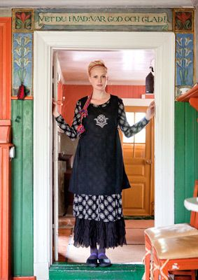 Another Gudrun Sjoden pic - I love this outfit <3