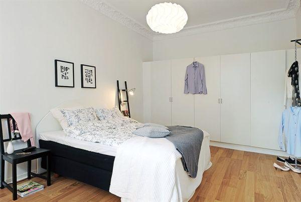 Beautiful 30 Beautiful U0026 Modern Swedish Bedroom Designs #15