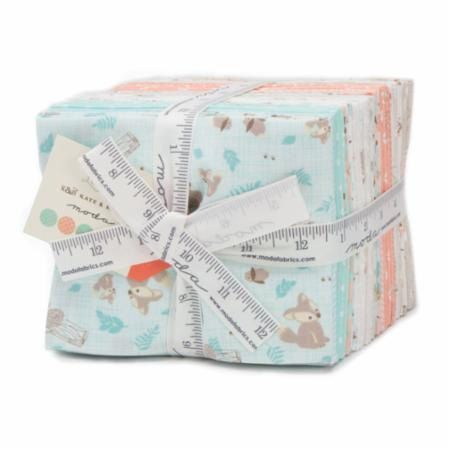 Lullaby Fat Quarter Bundle  Kate and Birdie  by SewcialStitch1998