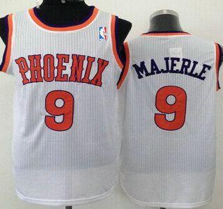 Phoenix Suns Jersey 9 Dan Majerle White Swingman Jerseys  de1b0a390