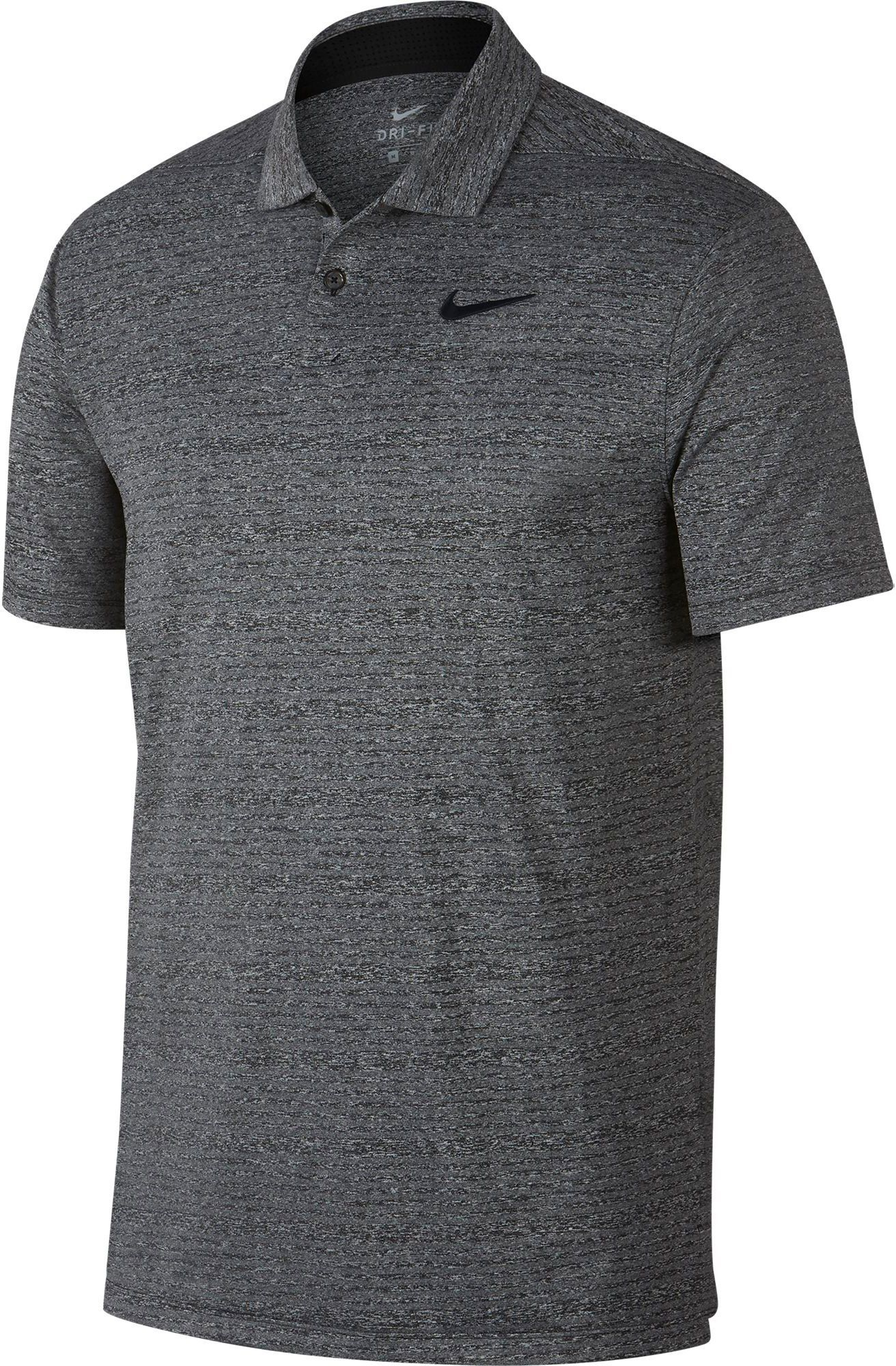 26399261aba31 Nike Men's Vapor Heather Golf Polo in 2019 | Products | Golf fashion ...