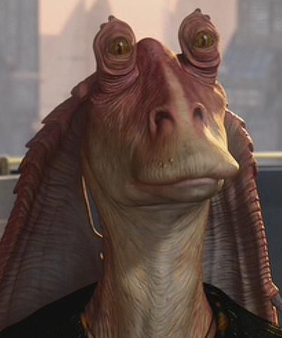Star Wars Jaja Bings