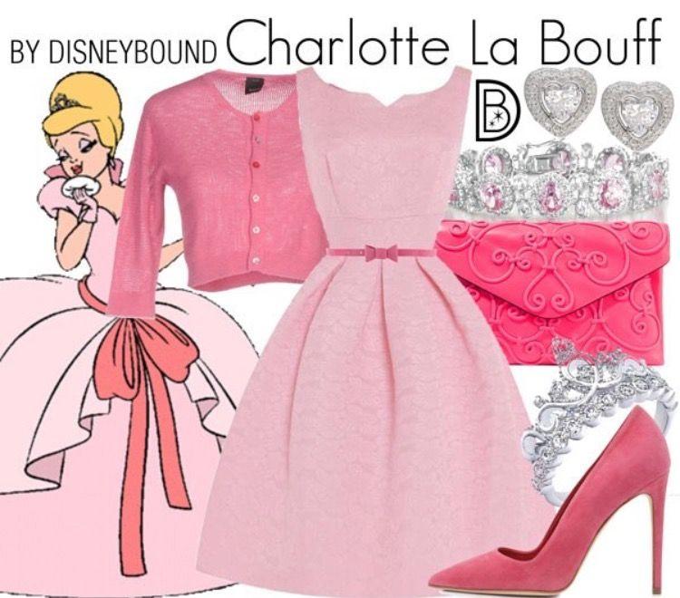 Charlotte La Bouff | Disneybound | Pinterest