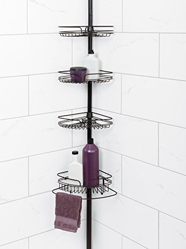 Whether you are looking for a hanging shower caddy or a rust proof ...
